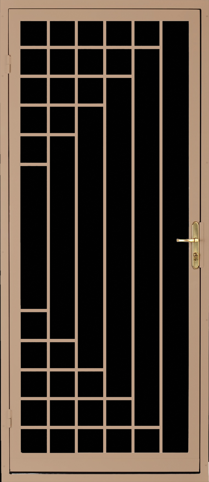 FRANK LLOYD WRIGHT  sc 1 st  Prestige Security Doors & Prescott Security Screen Door | Custom Designed and Installed