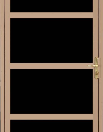 Prescott Security Screen Door | Custom Designed and Installed