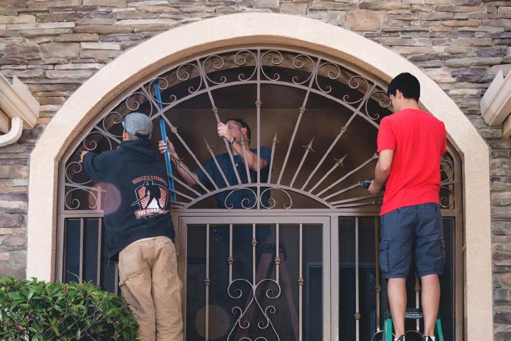 Warranty | Security storm doors | Prestige Security Doors